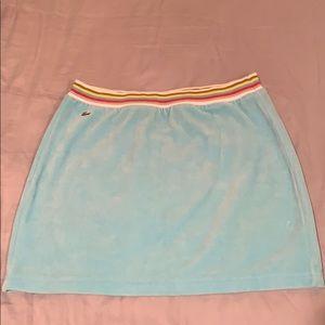 Lacoste skirt
